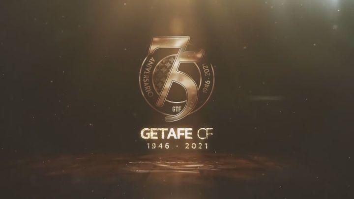 El Getafe cumple 75 años
