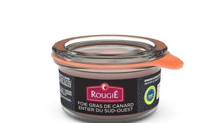 Alertan de fragmentos de cristal en foie gras de pato procedente de Francia