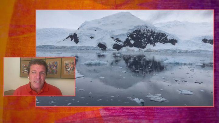 Los microplásticos llegan a la Antártida y a la dieta de los pingüinos