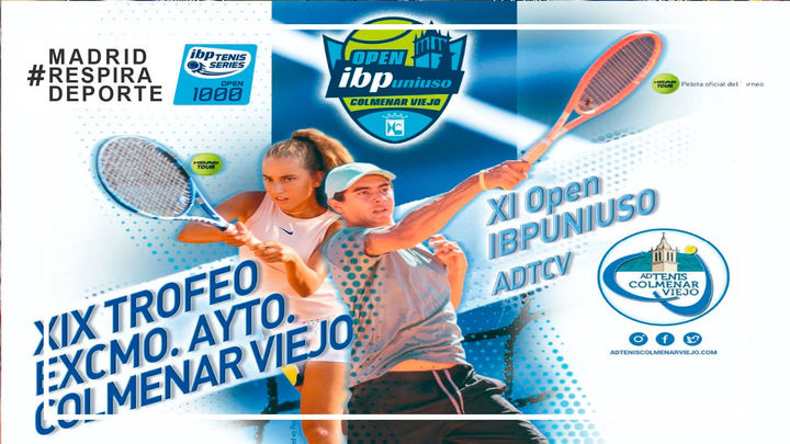 El Trofeo Tenis Colmenar Viejo regresa entre el 9 y el 15 de agosto