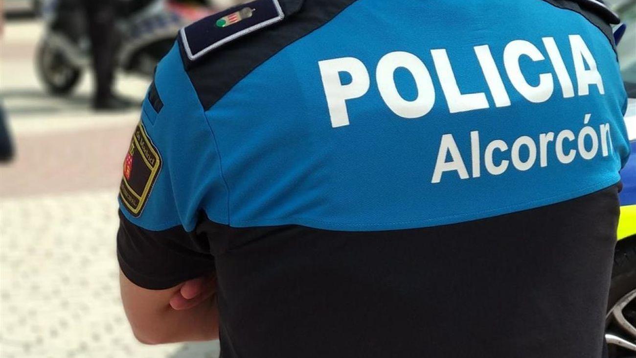 Agente de la Policía Municipal de Alcorcón