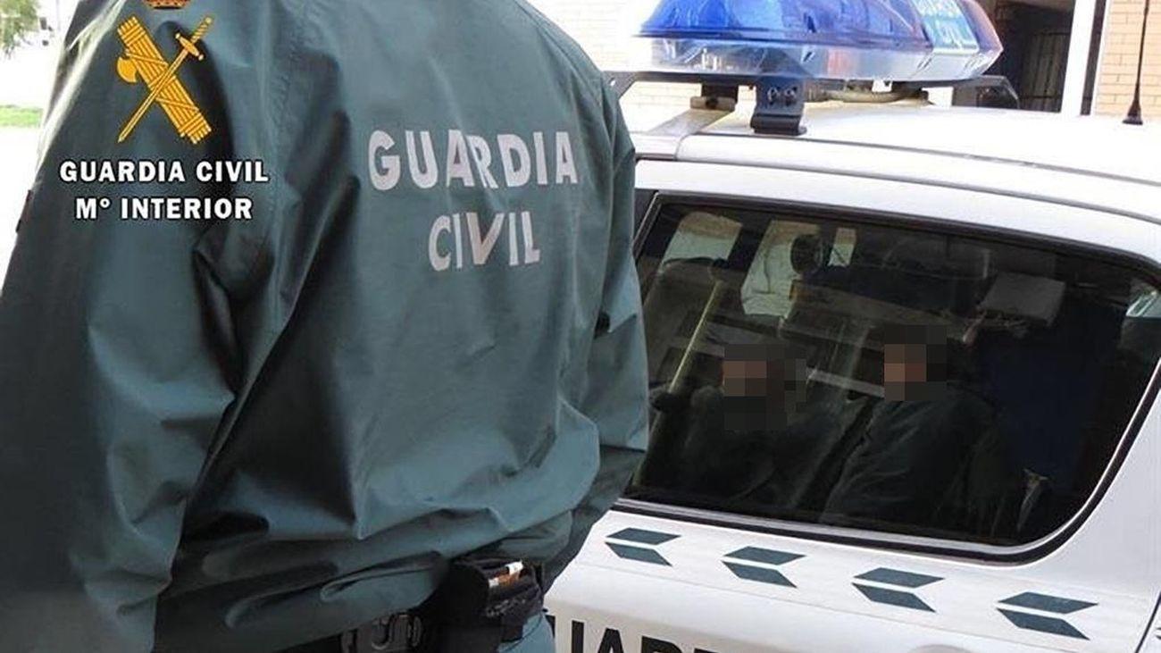 La Guardia Civil ha detenido a 6 personas en La Rozas por venta de drogas
