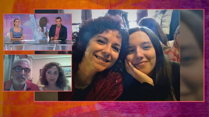 La hija de José Carlos y Olga se suicidó a los 18 años por una fuerte depresión que ocultó