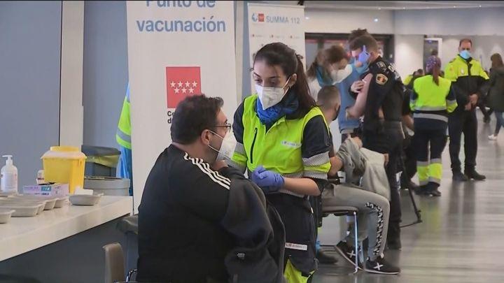 Madrid reduce a 3.789 los contagios pero incrementa a 9 las defunciones por Covid