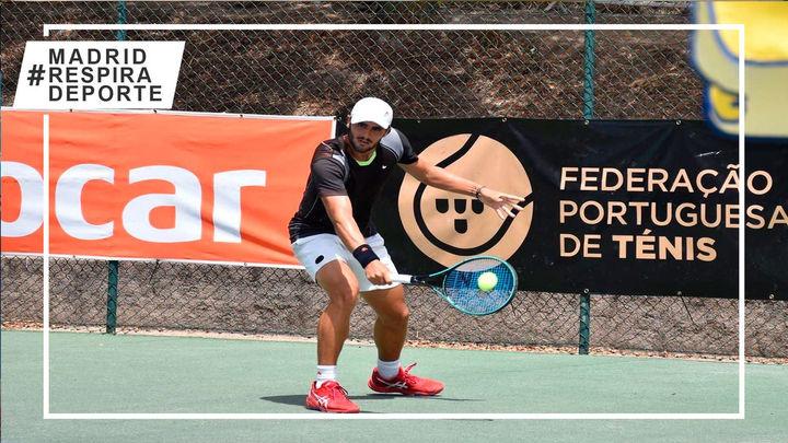 Primer título del Circuito ITF para Alex Moro
