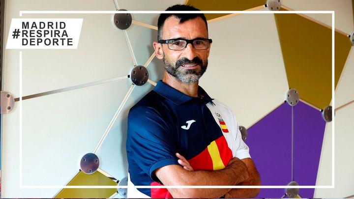 Jesús García Bragado, del Tajamar a sus octavos Juegos Olímpicos