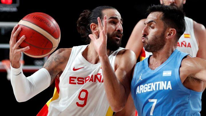 81-71. España gana a Argentina y pone un pie en cuartos