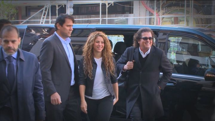 El juez ve indicios suficientes para sentar a Shakira en el banquillo por fraude fiscal