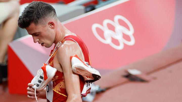 Viernes negro para el deporte español en la séptima jornada de los Juegos