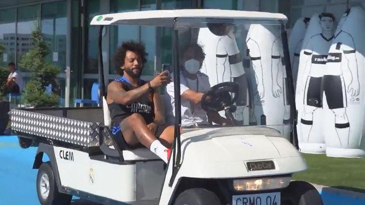 ¿Quieres saber cómo es pasar un día con Marcelo?