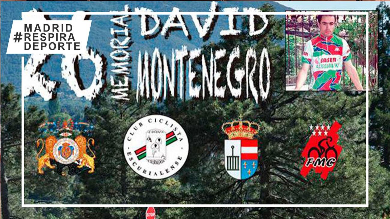 Memorial David Montenegro de El Escorial
