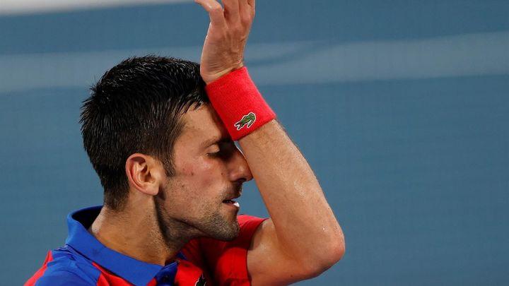 Sorpresón olímpico, Djokovic se queda si el oro en los Juegos