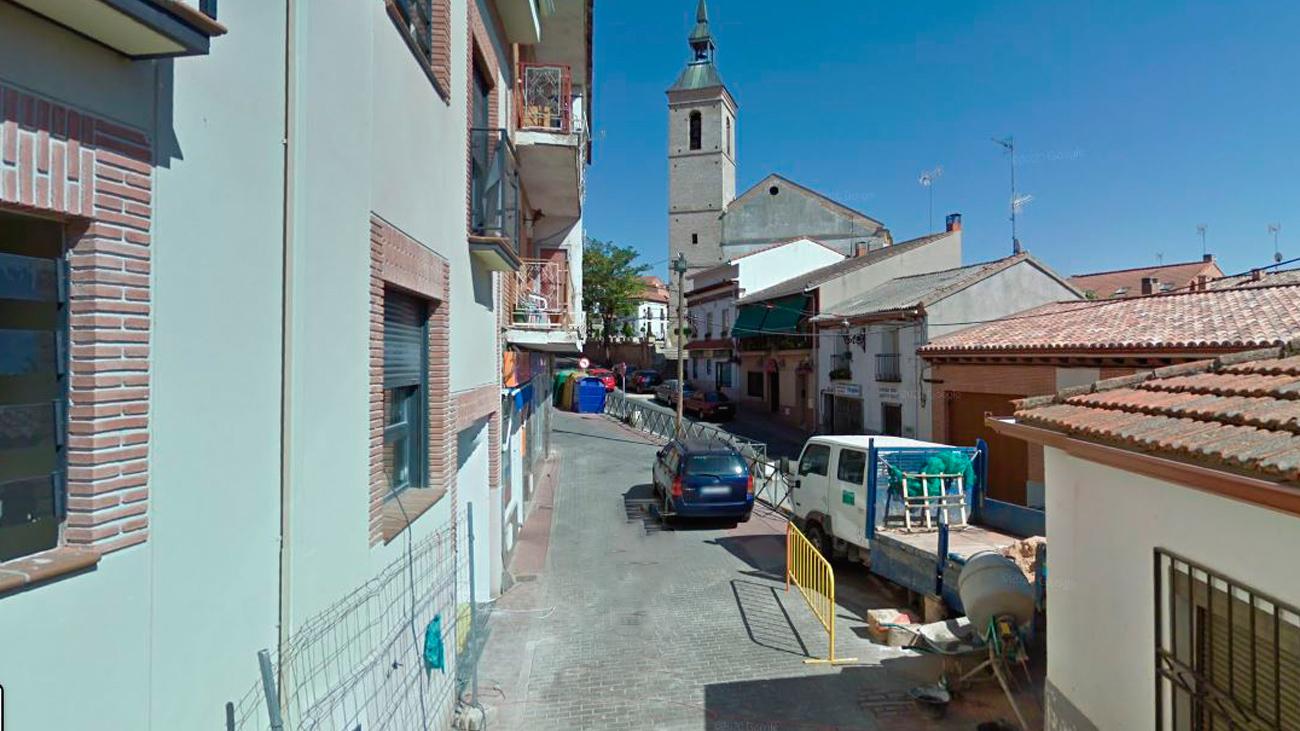 Calle de las Fraguas, Algete
