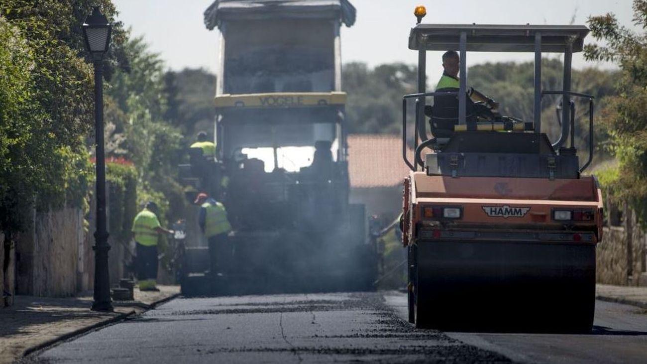 Más de 100 calles de los tres distritos renovarán su pavimento con la nueva Operación Asfalto
