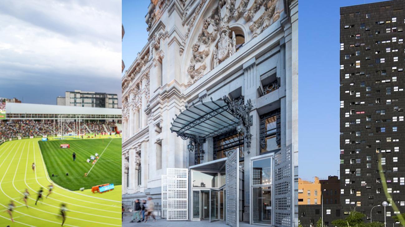 Premios COAM: arquitectura de calidad en Madrid