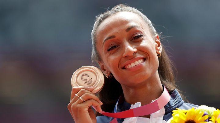 Ana Peleteiro, medalla de bronce en una final de triple salto para la historia