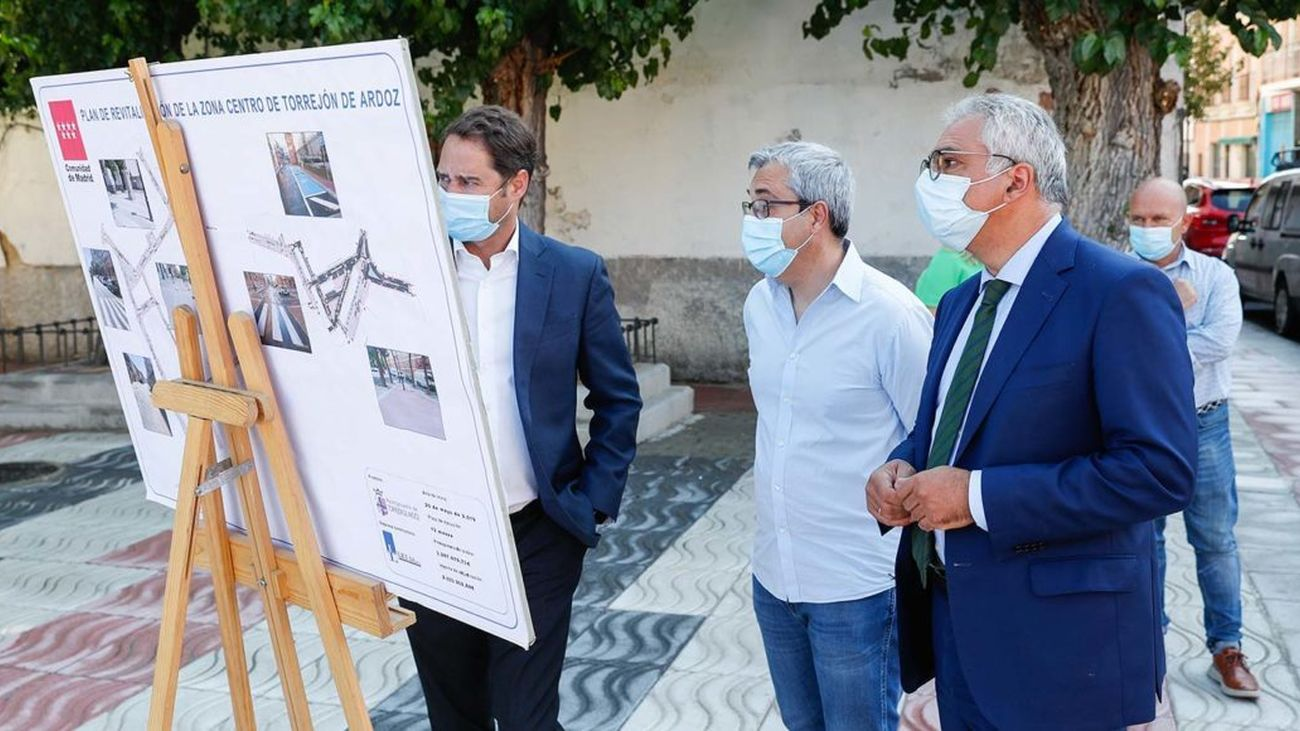 Claves de la reforma del casco antiguo de Torrejón de Ardoz