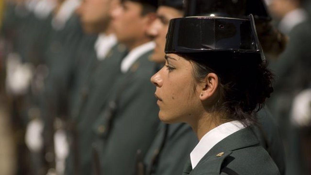 La Guardia Civil tendrá que pagar a una agente lo que no percibió por estar embarazada