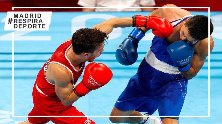 El boxeador madrileño Gabriel Escobar se queda sin medalla en los Juegos