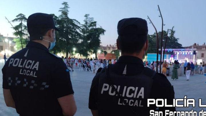 Dos detenidos en San Fernando por saltarse una orden de alejamiento de su expareja y por una agresión machista