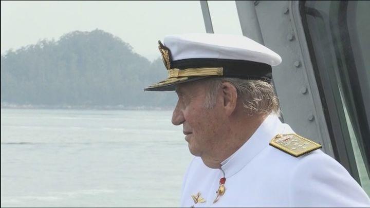 Un año después de la marcha del rey Juan Carlos sigue sin fecha su regreso a España