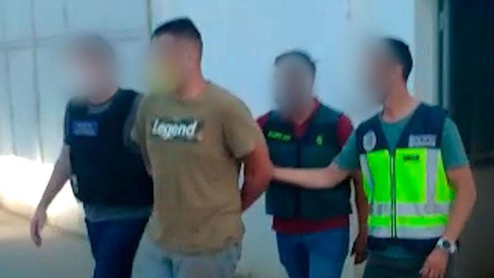 Cae una banda de narcos liderada por una anciana que introducía cocaína en España