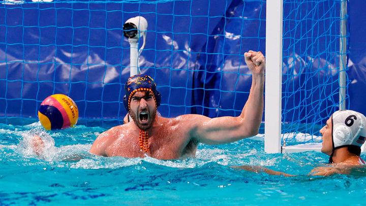 España suda ante Estados Unidos su pase a semifinales