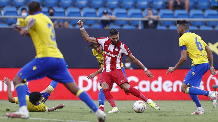 1-1.  El Atlético de Madrid pierde el Trofeo Carranza en los penaltis
