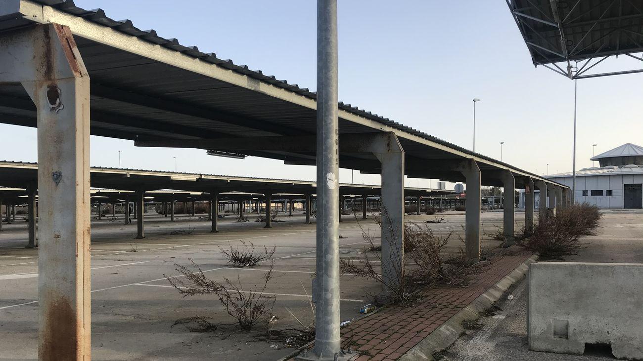 Anuncian la ampliación de Barajas mientras permanecen abandonadas algunas instalaciones