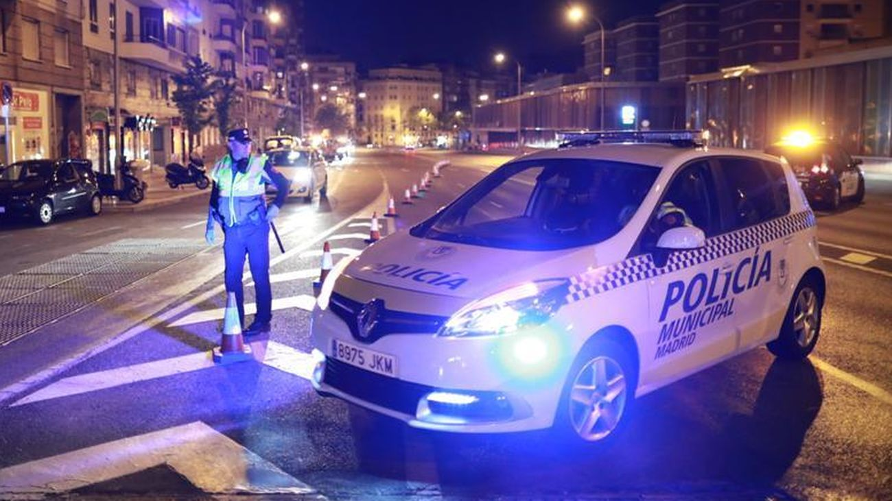 Tres detenidos en Colón tras robar en una casa de Chamberí