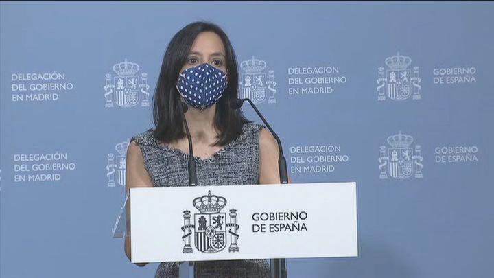 Cruce de reproches entre la delegada del Gobierno y la Comunidad de Madrid por la falta de relación institucional