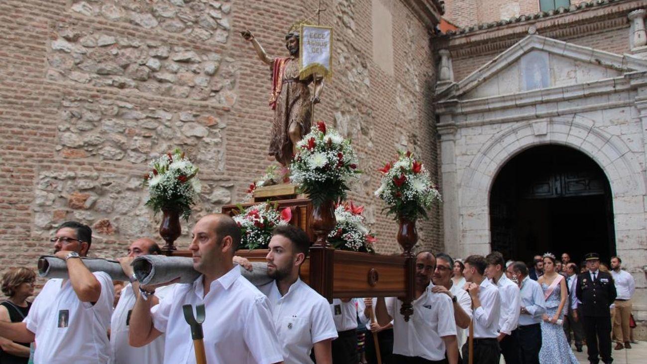 Suspendidos en Arganda los actos por San Roque y peligran las fiestas de La Soledad