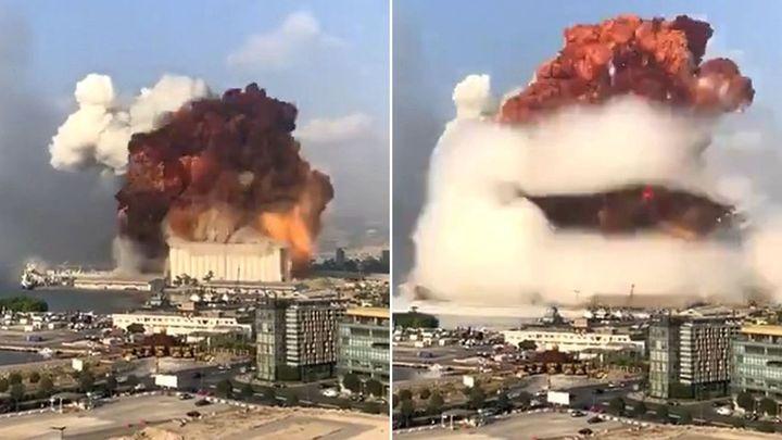 Beirut, un año después de la explosión que impactó al mundo