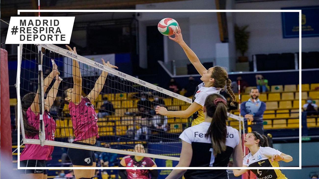 La madrileña Laura de Torres se incorpora al Voleibol Alcobendas