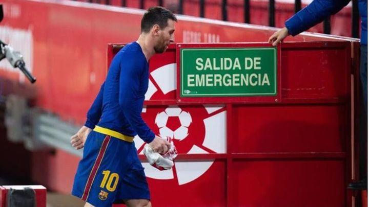 Los verdaderos motivos por los que no sigue Messi en el Barcelona