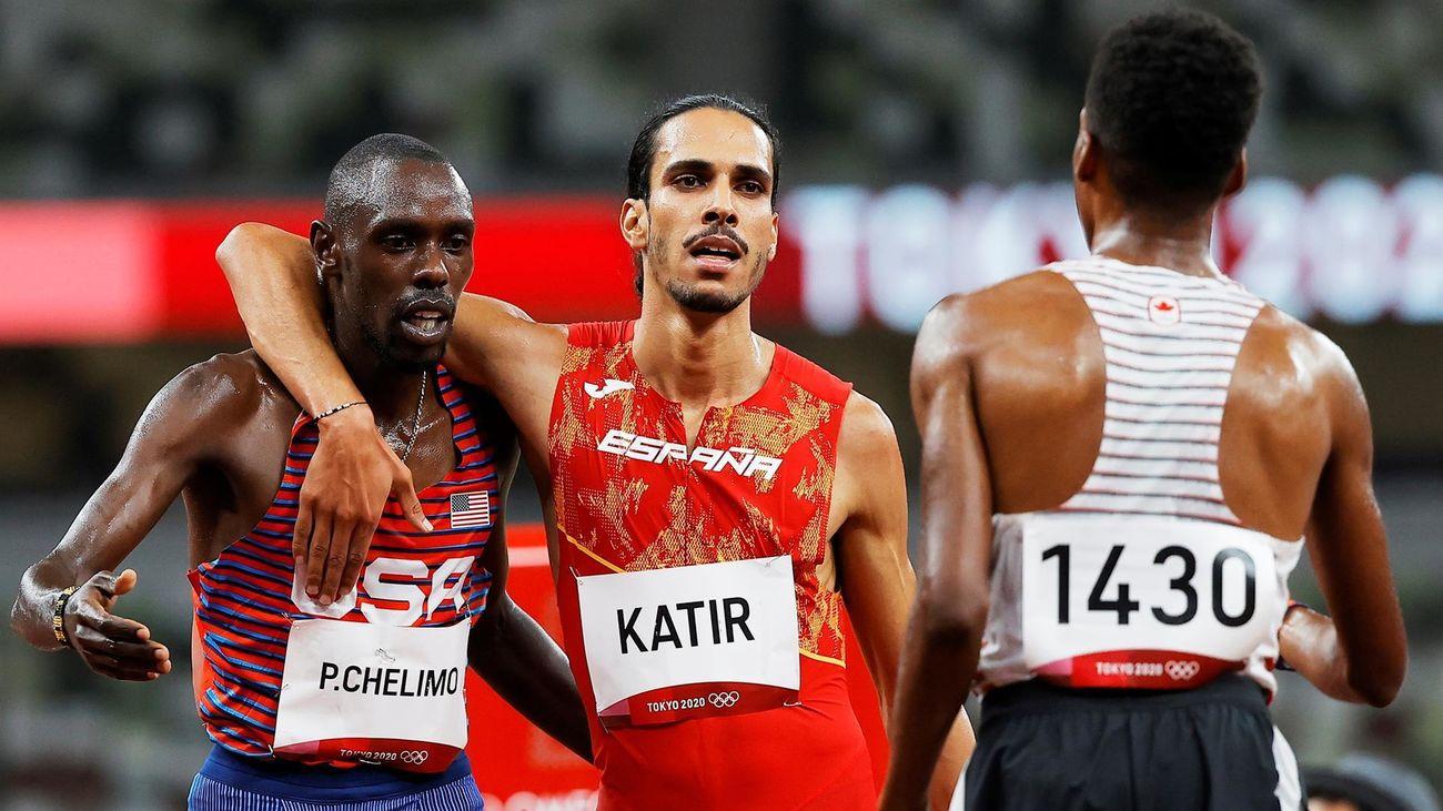 El atletismo y kárate, opciones de medalla para España para este viernes