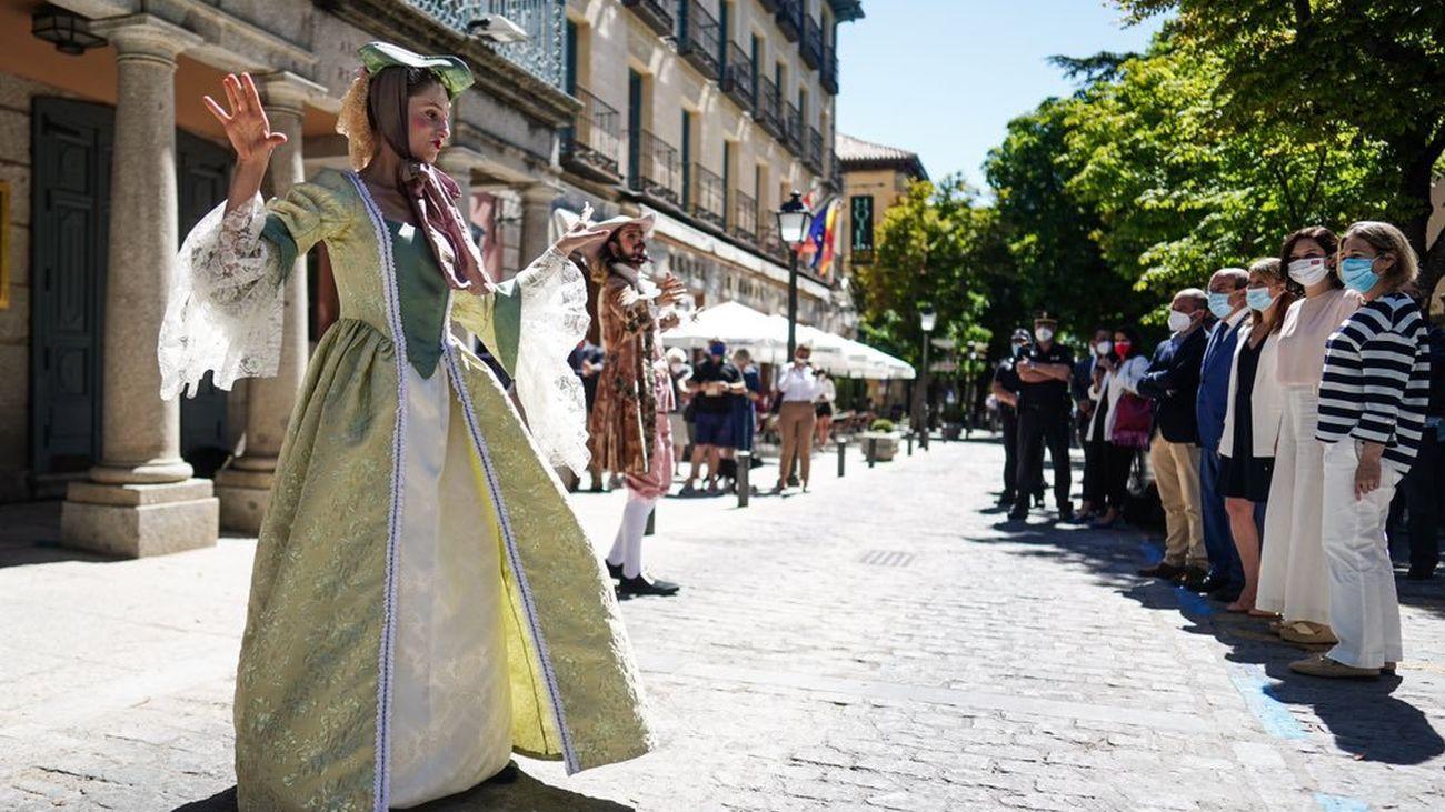 Madrid estrena el I Festival Internacional de Verano de El Escorial