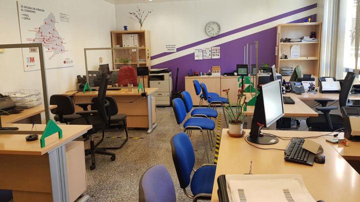 Las Oficinas de Atención al Ciudadano de Padre Vallet y Estación-Cubo de Pozuelo continuarán abiertas todo agosto
