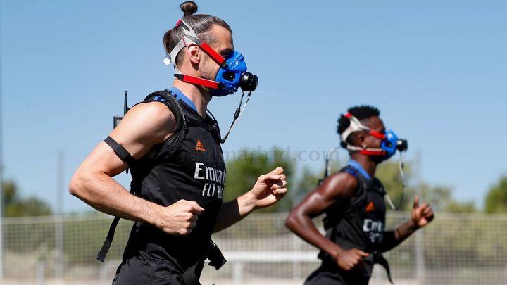 El Real Madrid completa un exigente test físico y táctico