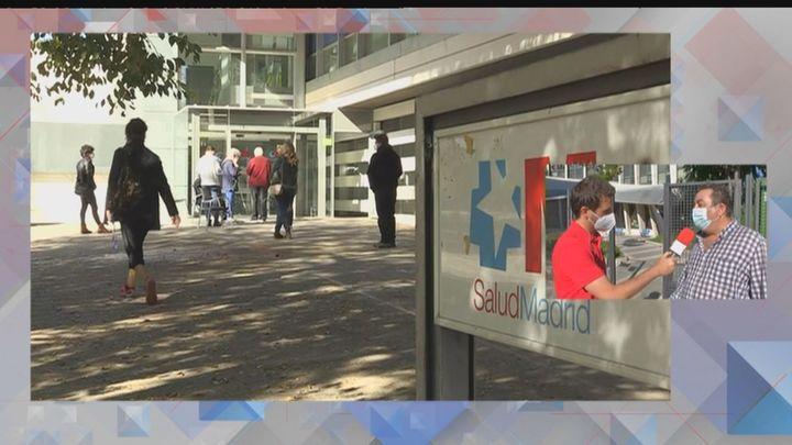 La falta de médicos obliga a cerrar el centro de salud de Numancia, en Vallecas, en el turno de tarde