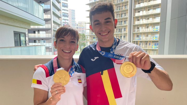 Tokio, las mismas medallas que en Río; pero la mitad de oros