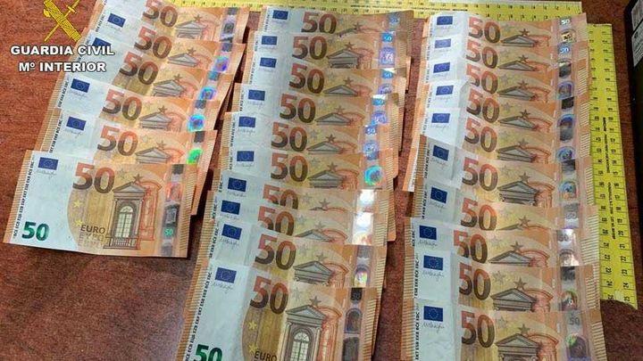 Detenido un trabajador de una residencia de Pedrezuela por robar 1.600 euros a una mujer