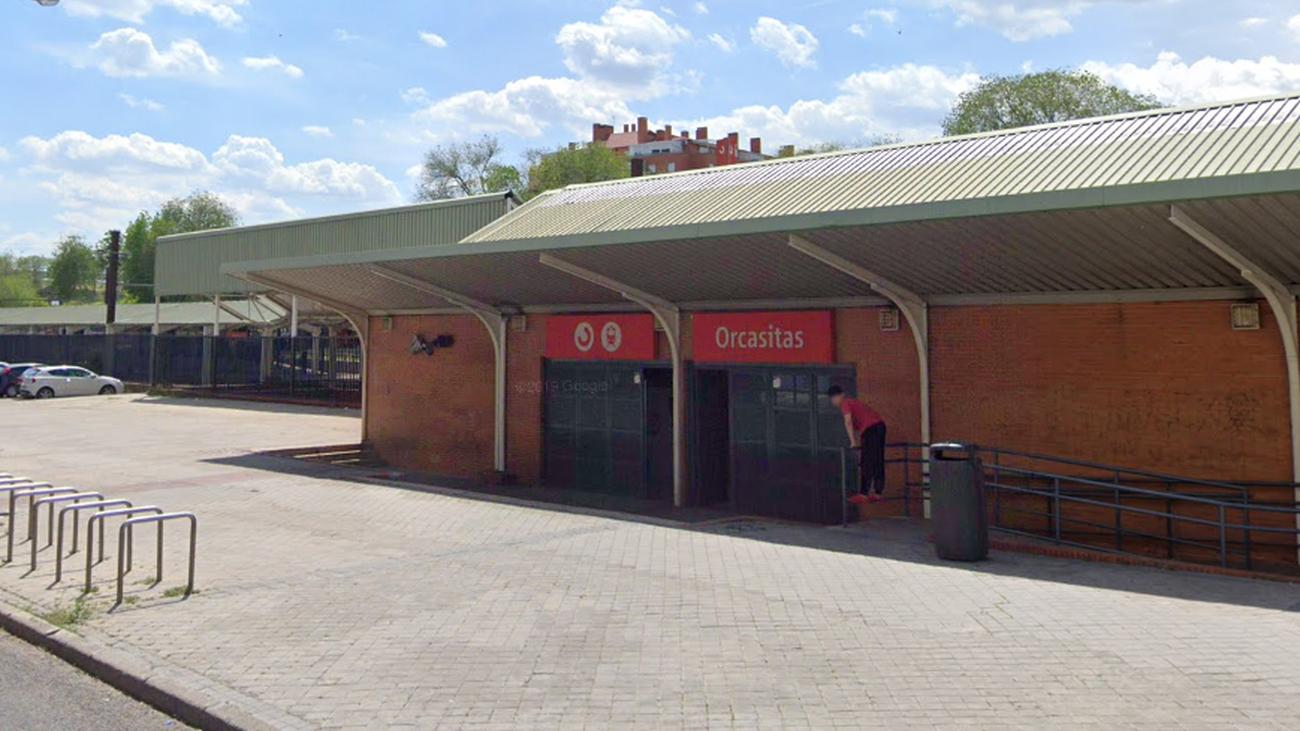 Suspendida desde este sábado la línea C5 de Cercanías entre Orcasitas y Puente Alcocer