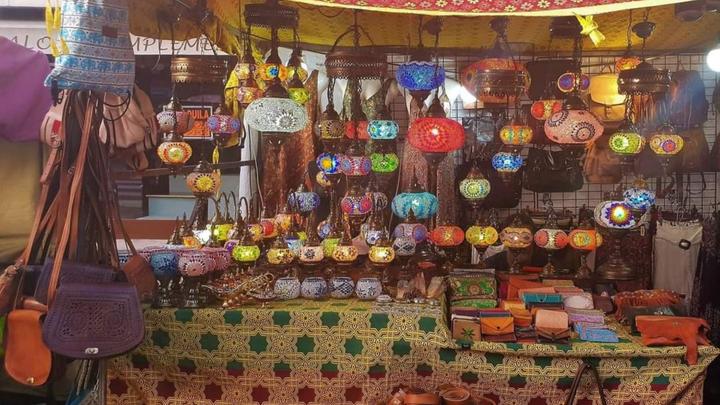 Guadarrama se llena de productos artesanos durante este fin de semana