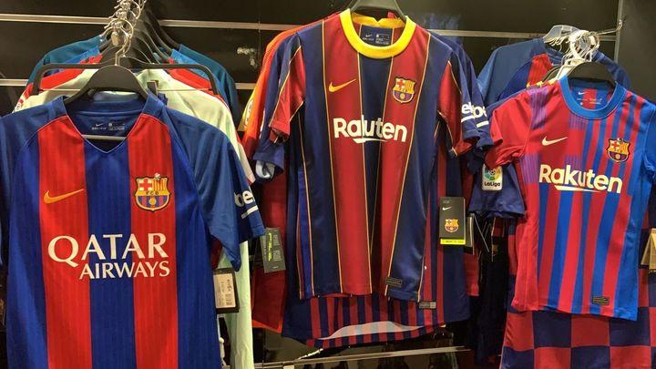 ¿Qué va a ocurrir ahora con las camisetas de Messi del FC Barcelona?