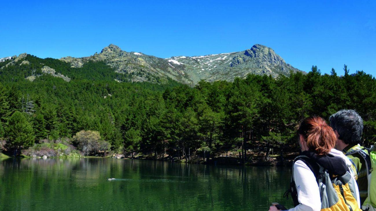 La Comunidad ofrece más de 200 actividades gratuitas y visitas guiadas al Parque de Guadarrama en agosto