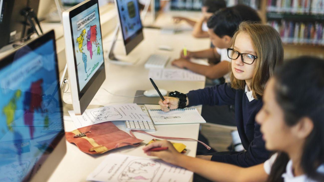 Ordenadores para uso educativo en los centros de la Comunidad de Madrid
