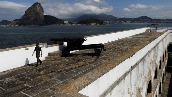 Dos fortificaciones construidas por orden de Felipe II, incluidas en las opciones de Río en el Patrimonio Mundial