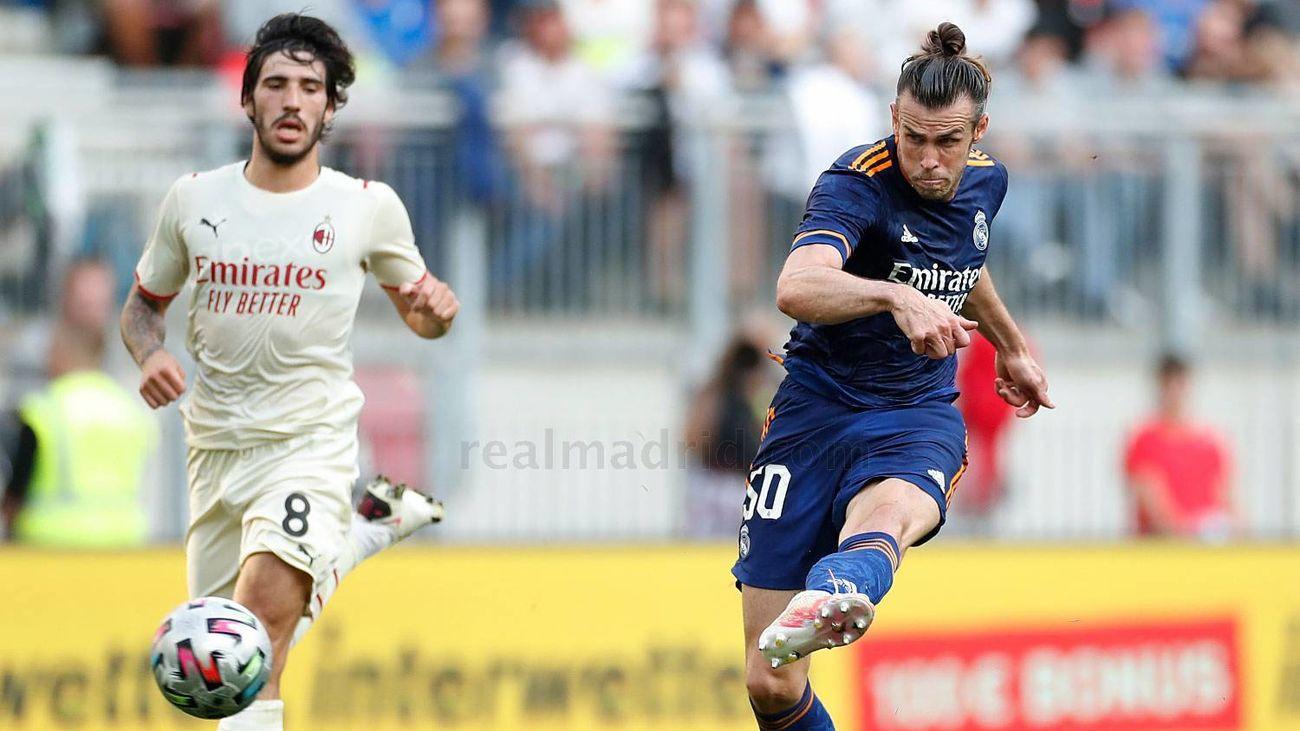 0-0. Bale vuelve en el empate sin goles del Real Madrid y el Milan