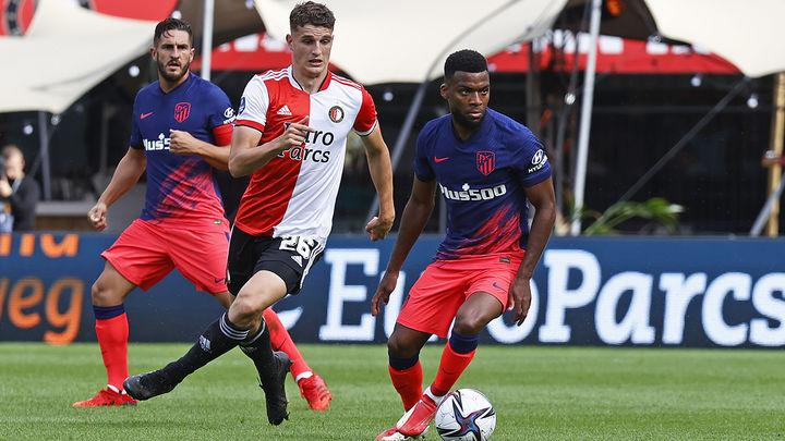 2-1. Atlético, un campeón por reencontrarse